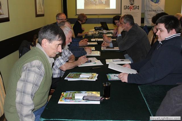 Seminarium dla przedstawicieli Związków Wojewódzkich